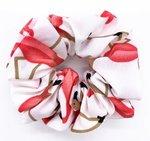 scrunchie flamingo wit