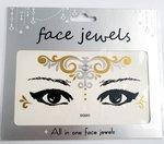 Face Jewels - Div soorten