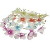 Bloemen haarband div-kleuren