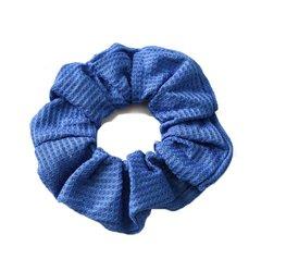 scrunchie - Blauw