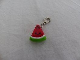 Handmade watermelon slice bedel - klein