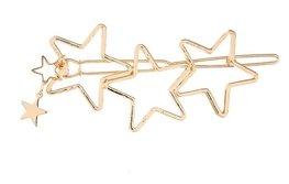 Haarspeld stars bedel - Goud