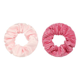 Scrunchie set - Roze