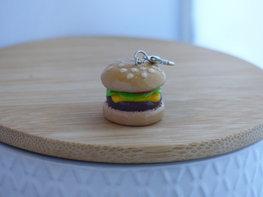 Handmade Hamburger bedel