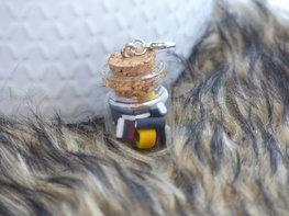 Handmade bedel - Engelse drop jar