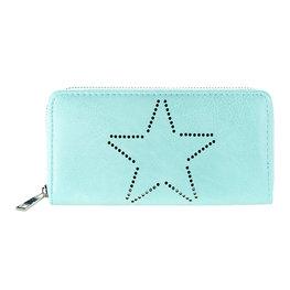 Portemonnee Shiny star - Groen