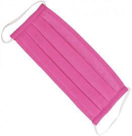 Mondkapje - Bright Pink