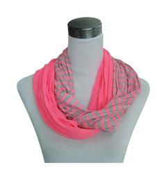 Col sjaal roze