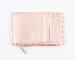 Pasjes portemonnee - Roze