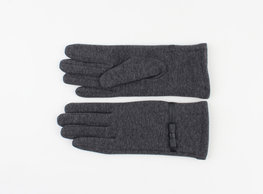 Handschoenen stikje - Antraciet
