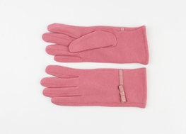 Handschoenen stikje - Roze