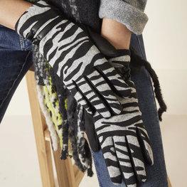 Handschoenen animal - Zebra