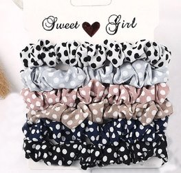 scrunchie set - Dot