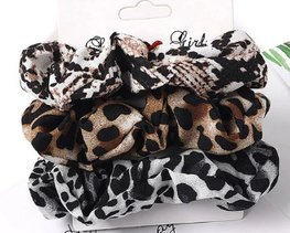 Scrunchie set - Animal