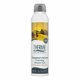 Therme foaming shower gel - Cleopatra's secrets