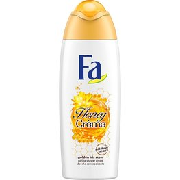 Fa shower gel - Honey créme