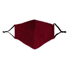 Mondkapje - Wine red