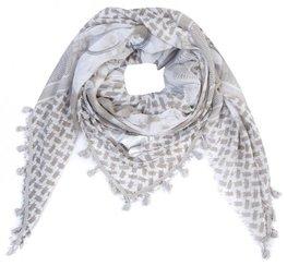 Sjaal stars/peace - Beige