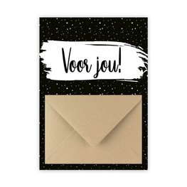 Geldkaart - Voor jou