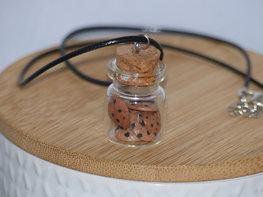 Handmade ketting - Cookie jar