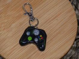 Handmade sleutelhanger - Game controller