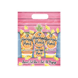 W7 travel set - Pineapple punch