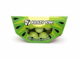 W7 Krazy kiwi bath bombs