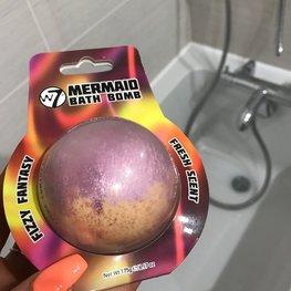 W7 Bath bomb - Mermaid