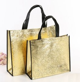 Shopper Goud