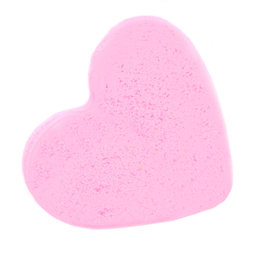 Love heart bruisbal Bubblegum - 70 Gram