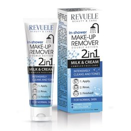 Revuele in-shower make-up remover