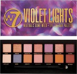 W7 Violet lights oogschaduw palette
