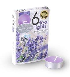 Theelichtjes - Lavendel