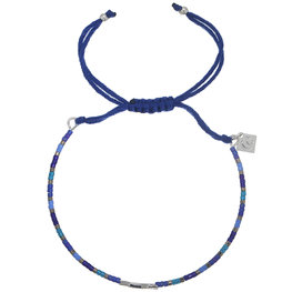 Armband arrow blauw