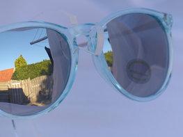 Zonnebril - Light blue