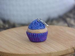 Handmade cupcake bedel - Galaxy