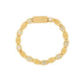 Armband gold bling