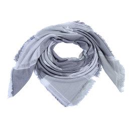 Sjaal blocks - Grijs
