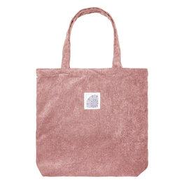 Tote bag corduroy - Pink