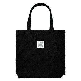 Tote bag corduroy - Zwart