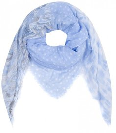 Sjaal stars/stripes - Blauw