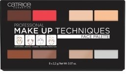 Catrice Make-up Techniques face palette