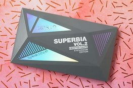 Catrice Superbia vol.2 Frosted taupe oogschaduw palette