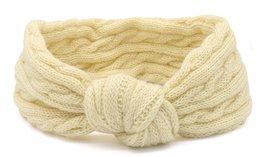 Headband knot - Creme