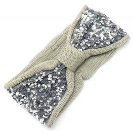 Headband Bling - Grijs