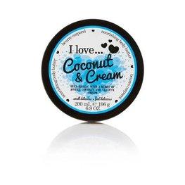 I LOVE Coconut & Cream Bodybutter