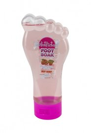 The foot factory Foot soak very berry