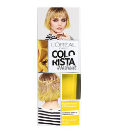 L'oréal colorista - washout #Yellowhair