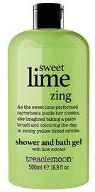 Treaclemoon shower and bath gel - Sweet lime zing