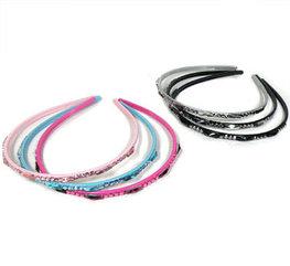 Strass haarband - Diverse kleuren